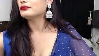 Indian Bahbhi webcam show 15 September 2020